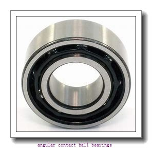 FAG 7219-B-MP  Angular Contact Ball Bearings