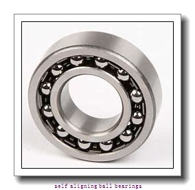 CONSOLIDATED BEARING 10407 M  Self Aligning Ball Bearings