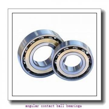 0.984 Inch | 25 Millimeter x 1.457 Inch | 37 Millimeter x 0.394 Inch | 10 Millimeter  INA 3805-B-2RZ-TVH  Angular Contact Ball Bearings