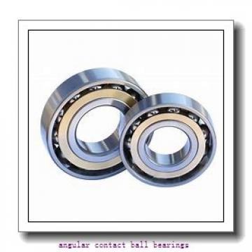 105 mm x 190 mm x 36 mm  FAG 7221-B-MP  Angular Contact Ball Bearings