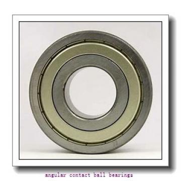 110 mm x 200 mm x 38 mm  FAG 7222-B-JP  Angular Contact Ball Bearings