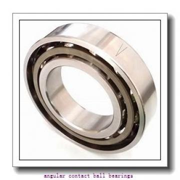 1.575 Inch | 40 Millimeter x 2.047 Inch | 52 Millimeter x 0.394 Inch | 10 Millimeter  INA 3808-B-2RS-TVH  Angular Contact Ball Bearings