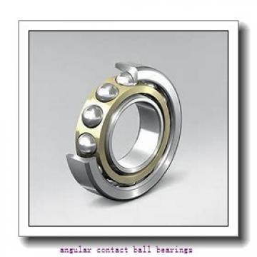 8.661 Inch | 220 Millimeter x 15.748 Inch | 400 Millimeter x 2.559 Inch | 65 Millimeter  NSK 7244BMG  Angular Contact Ball Bearings