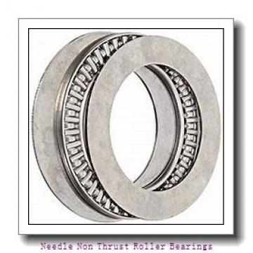 2.677 Inch   68 Millimeter x 3.228 Inch   82 Millimeter x 0.984 Inch   25 Millimeter  CONSOLIDATED BEARING NK-68/25 P/5  Needle Non Thrust Roller Bearings