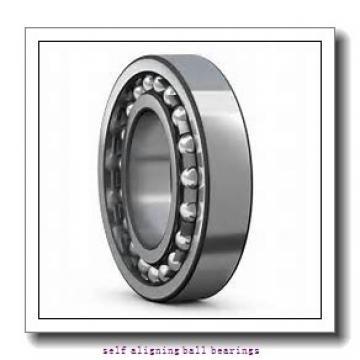35 mm x 72 mm x 17 mm  SKF 1207 EM  Self Aligning Ball Bearings
