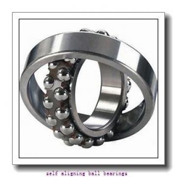 CONSOLIDATED BEARING 2303-2RS C/3  Self Aligning Ball Bearings