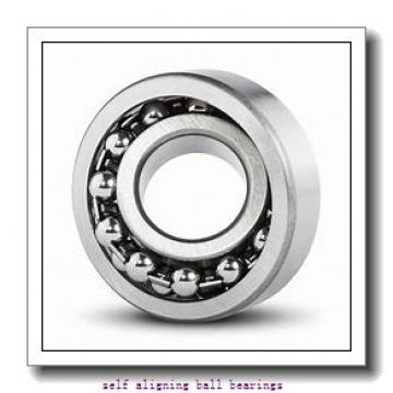 CONSOLIDATED BEARING 2307-K 2RS C/3  Self Aligning Ball Bearings