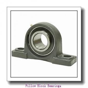 1.688 Inch   42.875 Millimeter x 3.38 Inch   85.852 Millimeter x 2.125 Inch   53.98 Millimeter  DODGE P2B-EXL-111RE  Pillow Block Bearings