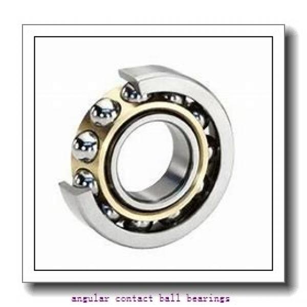 1.575 Inch   40 Millimeter x 4.528 Inch   115 Millimeter x 3.622 Inch   92 Millimeter  INA ZKLF40115-2Z-2AP  Angular Contact Ball Bearings #2 image