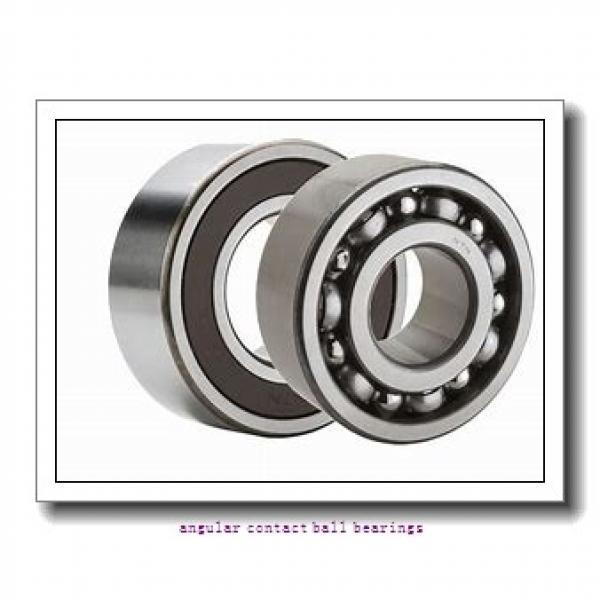 FAG 3207-BD-2HRS  Angular Contact Ball Bearings #1 image