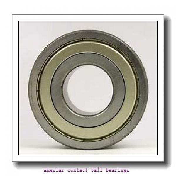 2.953 Inch | 75 Millimeter x 5.118 Inch | 130 Millimeter x 1.626 Inch | 41.3 Millimeter  PT INTERNATIONAL 5215-2RS  Angular Contact Ball Bearings #1 image