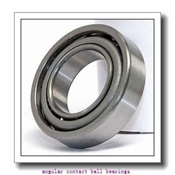 FAG 3205-BD-2HRS-C3  Angular Contact Ball Bearings #2 image