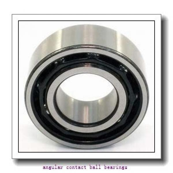 1.181 Inch | 30 Millimeter x 2.835 Inch | 72 Millimeter x 1.189 Inch | 30.2 Millimeter  NTN 5306SCZZC3  Angular Contact Ball Bearings #1 image