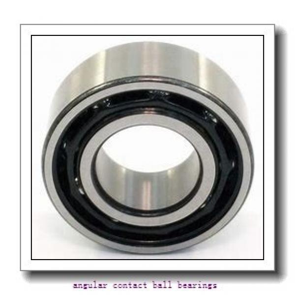 FAG 7219-B-MP  Angular Contact Ball Bearings #1 image
