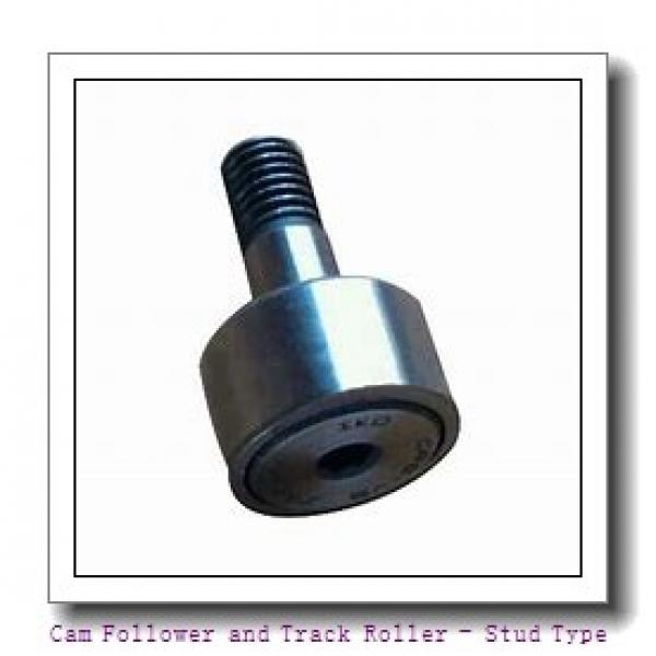 CONSOLIDATED BEARING NUKR-80  Cam Follower and Track Roller - Stud Type #1 image