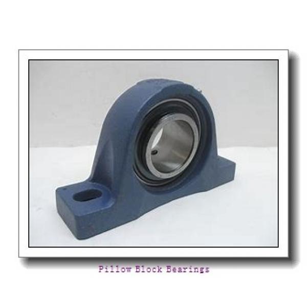 2.188 Inch   55.575 Millimeter x 5.75 Inch   146.05 Millimeter x 2.5 Inch   63.5 Millimeter  REXNORD AMA2203F  Pillow Block Bearings #2 image
