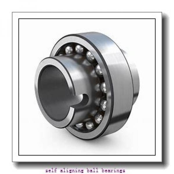 SKF 1306 K/C3  Self Aligning Ball Bearings #1 image