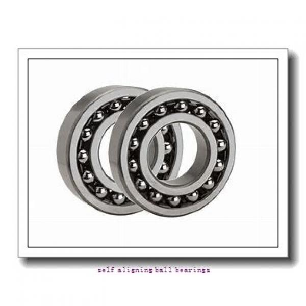CONSOLIDATED BEARING 2306  Self Aligning Ball Bearings #2 image