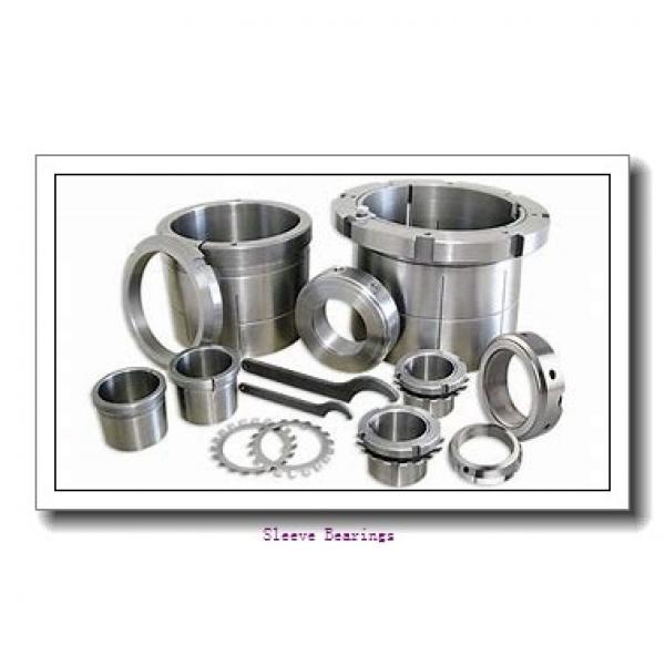 ISOSTATIC AM-2028-20  Sleeve Bearings #2 image