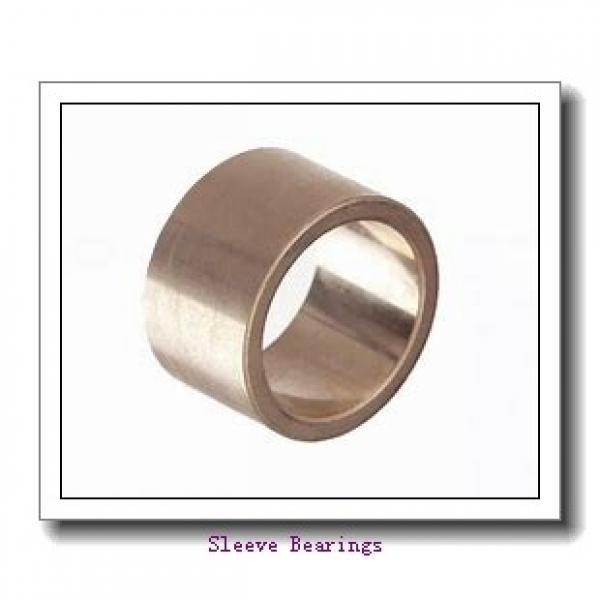 ISOSTATIC AM-3844-25  Sleeve Bearings #2 image
