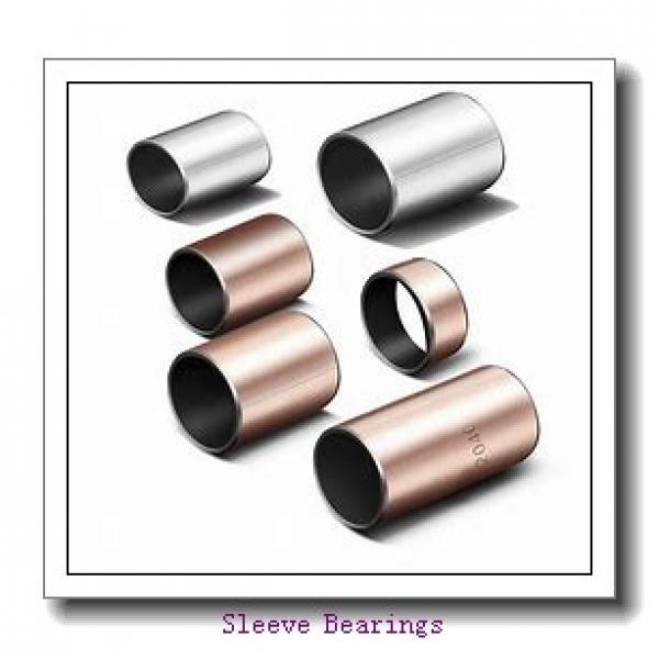 ISOSTATIC FM-610-10  Sleeve Bearings #1 image
