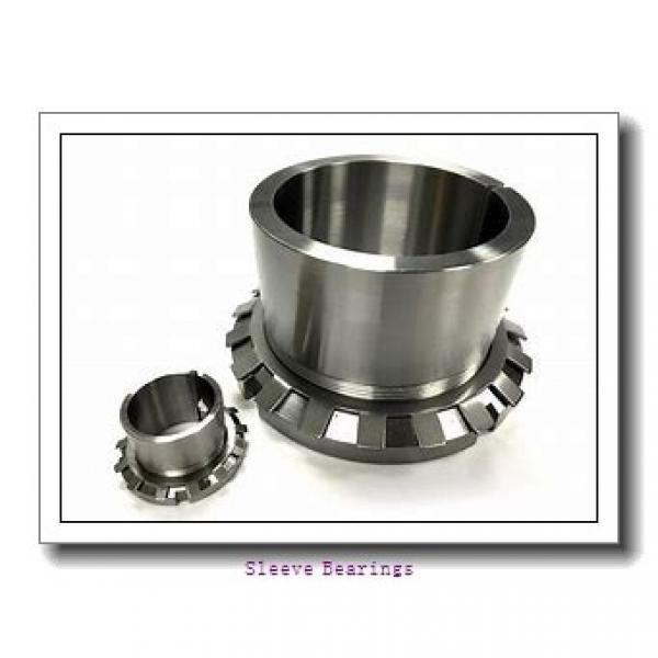 ISOSTATIC AM-1620-20  Sleeve Bearings #1 image